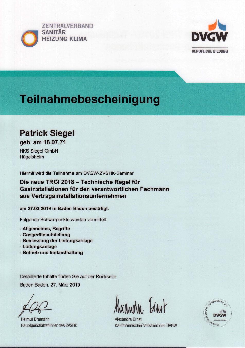 Teilnahmebescheinigung-TRGI-2018